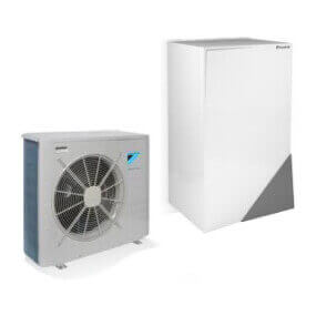 Daikin Low Temperature Split System