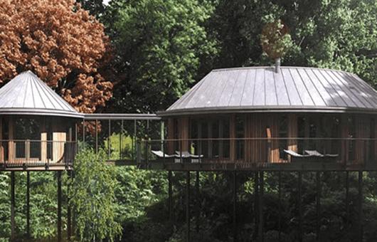 ECO Treehouses Chewton Glen Hotel