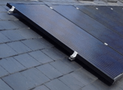 Solar Roof Thermal
